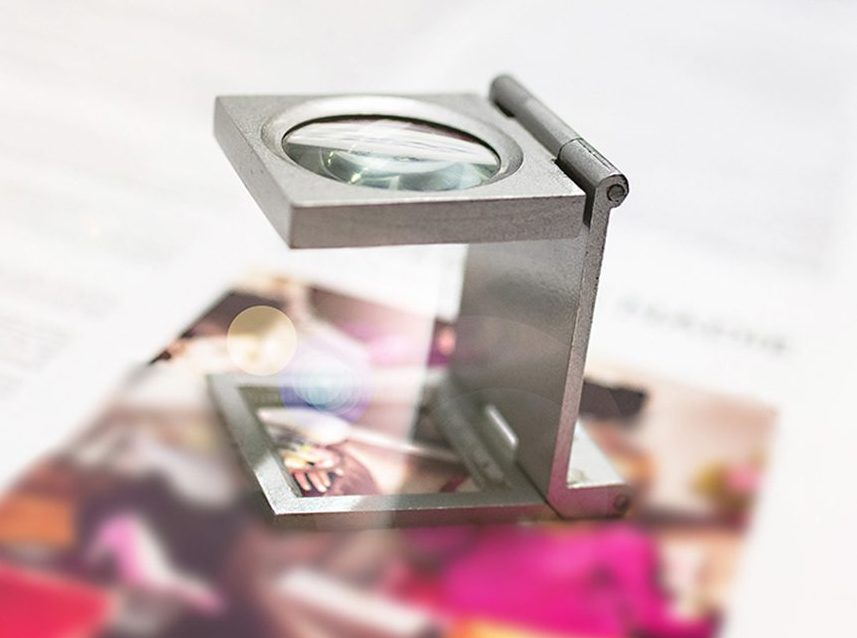 Druckvorstufe Bildbearbeitung PSO ISO 12647